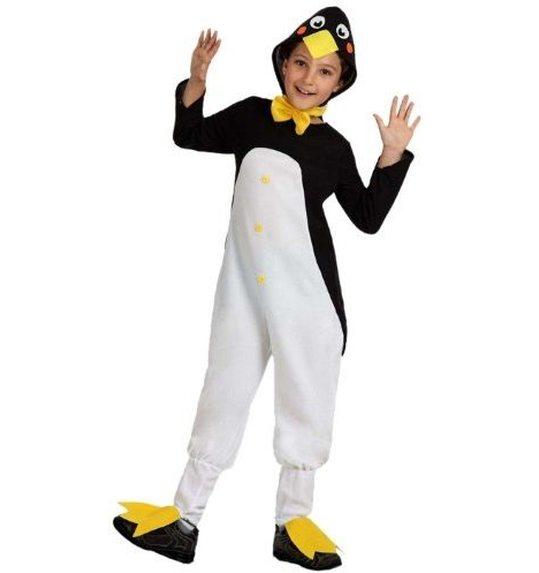 Pinguin kostuum 5-6 jaar